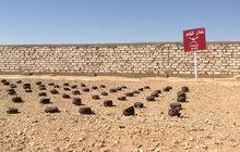 Džihádisté v Egyptě vyhrabali nacistické miny: Hitlerův dárek pro Islámský stát!
