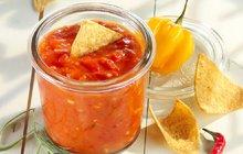 Omáčky nejen k masu: Paprikové čatní ozvláštní pokrmy pikantní chutí!