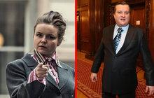 Manželka »slizkého bankéře« z reklamy: Nemá ani konto!