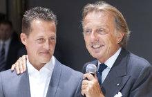 Obrat v Schumacherově (47) léčbě: Kámoš promluvil!