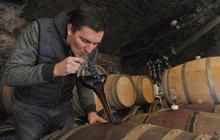 Nejlepší víno je z Bzence!