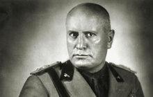 Fašistický diktátor: Zdemolují hrobku milenky Mussoliniho!