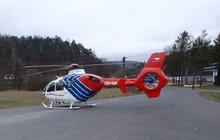 Prcek ležel zraněný na silnici: Dítě (10 měs.) srazilo auto!