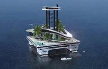 Nový hit mezi pracháči: Ponorky a plovoucí ostrovy!