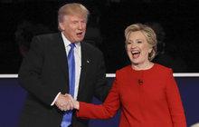 Trump po debatě s Clintonovou: Chtěli mě utlumit!
