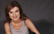 """Simona Prasková, známá jako televizní soudkyně Barbara, zažila pády na dno: """"Sny jsem si splnila adopcí!"""""""