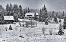 Česko se probudilo do zimního týdne!
