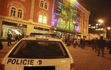 Zastřelená žena v obchodním centru Palladium!