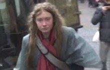 Tajemná tulačka v Římě: Je to Maddie?!