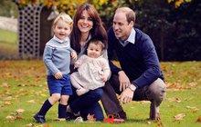 Dnes jsou tomu právěčtyři roky, co se narodila Jeho královská Výsost princ George z Cambridge.