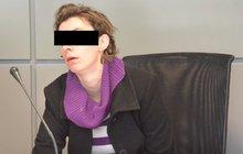 Soud s Lenkou H. (28): Tři děti jí záhadně zemřely po porodu!