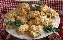 ZDRAVÉ VÁNOČNÍ CUKROVÍ: Kokosky s jáhly podle Simony Hošnové se rozplývají na jazyku!