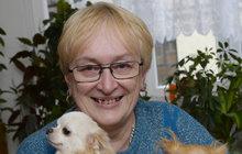 Důchodkyně Hana Radová (62) má život jako černou kroniku: Vychovávala sedm děti, přežila jen dvě z nich!