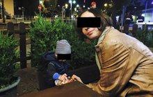Matka (†34) s dítětem skočila ze 6. patra: Zhroutila se kvůli nemoci synka?