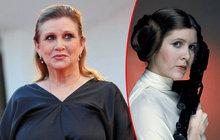 Carrie Fisher (†60) zabil infarkt: Zemřela princezna Leia!