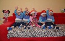 Paterčata děkují všem dárcům: Vybralo se méně, ale radost je veliká!
