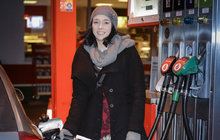 Tankujeme palivo pro »mírné klima«: Nafta vydrží do -20 °C! Jenže může být hůř...
