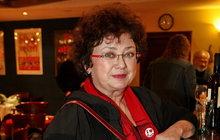 Boušková (63) se zhroutila: HROZBA OCHRNUTÍ!