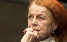Iva Janžurová (76): Tvrdý zákaz od dcery ji stojí statisíce!