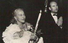 Prvorepubliková hvězda stříbrného plátna se dožila požehnaného věku, její druhý manžel ovšem takové štěstí bohužel neměl. Co se stalo?