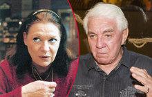Milena Dvorská (†71) svého času pobláznila řadu mužů, a ani Jiří Krampol (78) nebyl výjimkou. Pro idnes.cz nyní prozradil, že se kvůli ní dokonce dal na herectví!