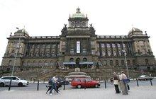 Oprava památky za 1,5 miliardy: Národní muzeum světlá!