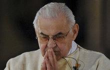 Zemřel kardinál Vlk (†84): Poslední slova na smrtelné posteli!