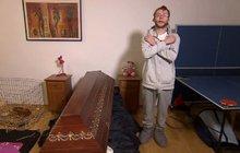 Nejšílenější Prostřeno! všech dob: Podvod s» Babišem «, rakví a erekcí?!