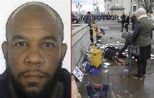 Teror v Londýně: Poslední noc teroristy Masooda (†52)!