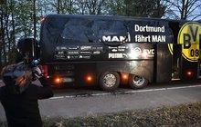 Bombový útok v Dortmundu: V autobusu sedělo 10 miliard!