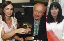 Slováček slavil 74. narozeniny: Od Dády si nevzal dárek! Ale od milenky ano...