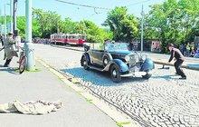 75 let od atentátu na Heydricha (†38): Kubiš a Gabčík  znovu zaútočili!
