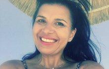 Zamakala na sobě! Před necelými šesti měsíci Andrea Kalivodová (39) přivedla na svět druhého syna Sebastiana, a už se chlubí fotkami v plavkách.