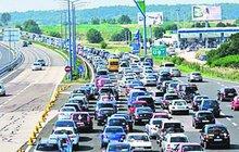 Řidičům, kteří včera vyrazili na chorvatské silnice či dálnice, se cesta pořádně protáhla!