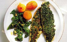 Ještě jste neslyšeli o výtečné kombinaci, kterou vytváří rybí maso se špenátem? Tak to určitě musíte vyzkoušet náš recept!