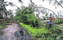 Vražedné počasí v Polsku: Stromy zabily i dvě skautky!