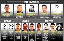 Bylo jich (nejméně) 12, většina už je mrtvá nebo za mřížemi. A zneškodněn už by měl být i ten hlavní, který za sebou po vražedné jízdě na barcelonské promenádě La Rambla nechal 13 mrtvých a kolem 130 zraněných. Řeč je teroristické buňce zodpovědné za masakr ve Španělsku.