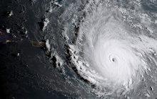 Sotva odešel Harvey, děsí jih USA Irma: Nejsilnější hurikán všech dob?!