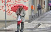 Podzim přichází: Bez deštníku a bund už to nepůjde!
