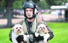 Jak se v Americe zachraňují zvířata před hurikánem...