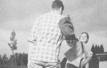 Sexuální touhy chtěl ukojit v májovém čase v roce 1970 mladík L. K. (18) z obce Osvětimany na Uherskohradišťsku. Místo dobrovolných důvěrných chvil s dívkou se však rozhodl, že si sex vynutí. Třikrát se pokusil o znásilnění a třikrát neuspěl.