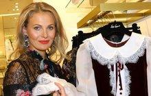 Ani krajkové prádlo, ani šaty na tělo s velkým výstřihem. Hvězda Ordinace Michaela Badinková (38) teď nejvíc investuje do bavlněného pohodlíčka.