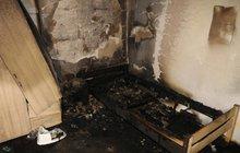 Noc hrůzy prožila rodina z Hrobic na Zlínsku, která se před 2 měsíci nastěhovala do nového domu.