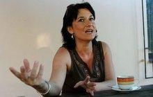 Mirka Čejková je na dně: Exmanžel jí na alimentech dluží 270 tisíc měsíčně!