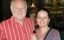 Luděk Sobota a jeho žena Adriena: Manželství je hazard!