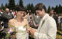 Svatba »rosničky« Jančaříka: Šokoval slavného tátu!
