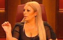 Nešťastná Nora Mojsejová: Ukradli jí kožich z mývala za 70 tisíc!