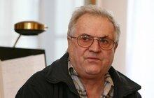 Zemřel herec Bronislav Poloczek! Poslední měsíce jen čekal na smrt...
