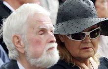 Zasmušilá Vránová (74) o manželovi: Pořád věří, že se z toho Kepka (74) dostane!