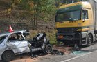 Tragické nehody na Strakonicku: V autě zemřela matka  (†50) s dcerou (†24)!